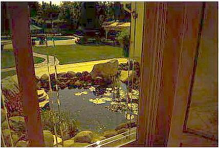 第三世多杰羌佛五明成就 工巧明之建筑庭园风景 第5张