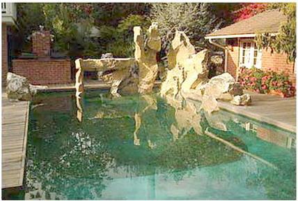 第三世多杰羌佛五明成就 工巧明之建筑庭园风景 第4张