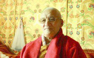 大伏藏师仁增尼玛法王简介
