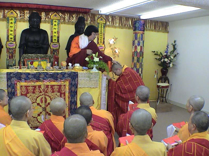 第三世多杰羌佛被公认为 显密圆通、五明俱足的大法王正宗佛教大师 第15张