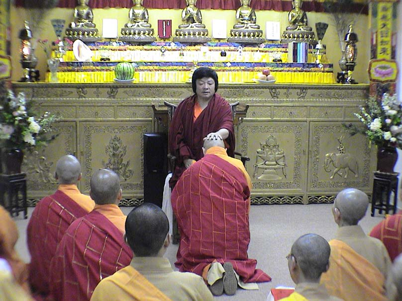 第三世多杰羌佛被公认为 显密圆通、五明俱足的大法王正宗佛教大师 第20张
