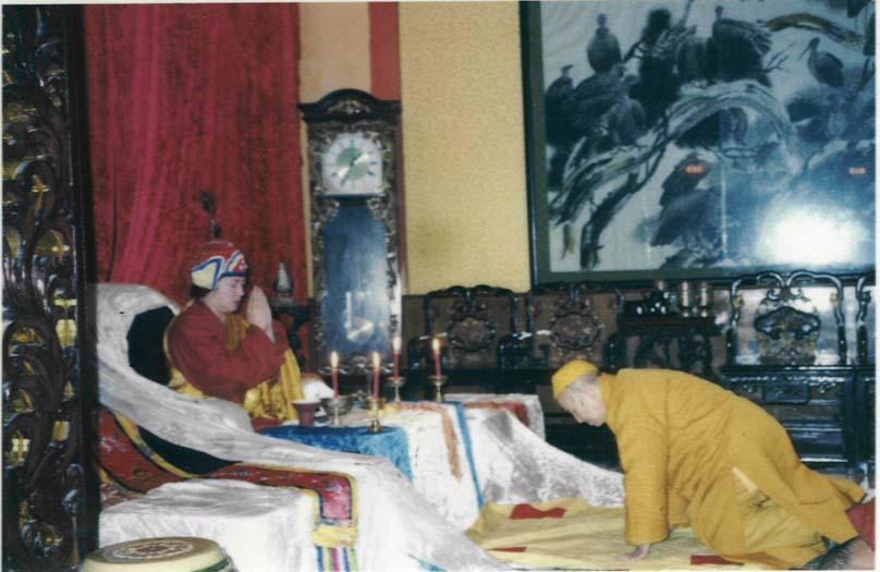 第三世多杰羌佛被公认为 显密圆通、五明俱足的大法王正宗佛教大师 第8张