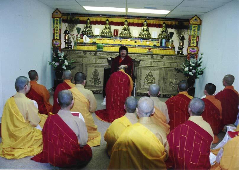 第三世多杰羌佛被公认为 显密圆通、五明俱足的大法王正宗佛教大师 第16张