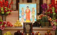 佛教成就圣德 佛教界为赵玉胜居士举办盛大告别法会