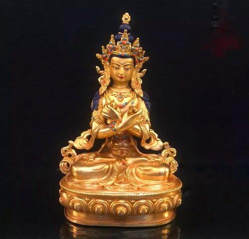 看到H.H.第三世多杰羌佛的佛陀真容面貌 第1张