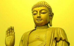 看到H.H.第三世多杰羌佛的佛陀真容面貌