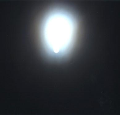 是佛陀为华藏寺开光沐浴,这仅仅是看见佛光吗? 第2张