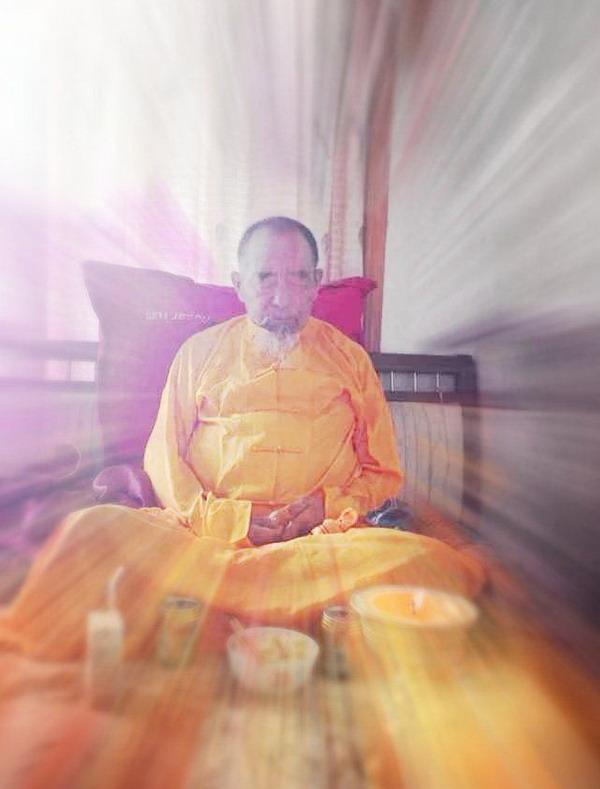 西巴寺法王大西拉仁波且虹身成就坐化圆寂 第2张