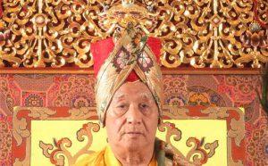 萨迦派达钦法王于西雅图萨迦寺圆寂