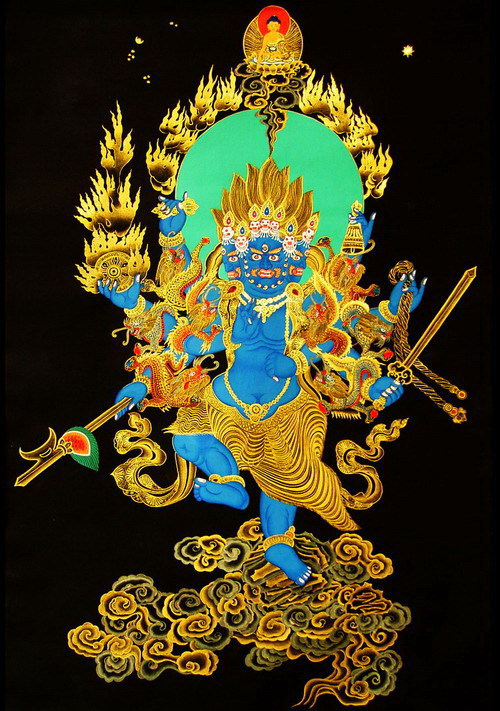 """""""符印""""是释迦牟尼佛的法吗?"""